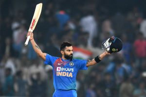 Work as hard as Virat Kohli: West Indies assistant coach to players