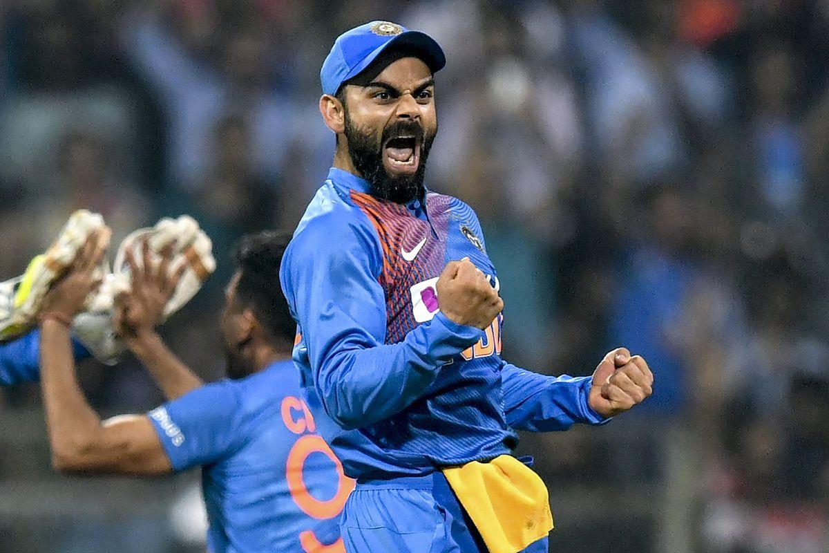 Virat Kohli, India, Cricket