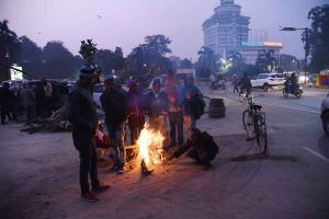 Delhi temperature dips to 1.7 degrees, headed for coldest winter since 1901