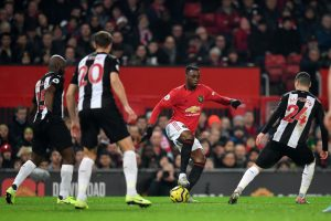 Aaron Wan-Bissaka confirms no Manchester United player has gone past him in training
