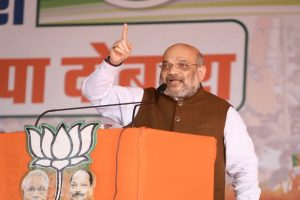 Infiltrators will be thrown out of country by 2024 through NRC: Amit Shah