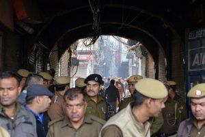 Rajya Sabha mourns death of 43 workers in Anaj Mandi fire incident