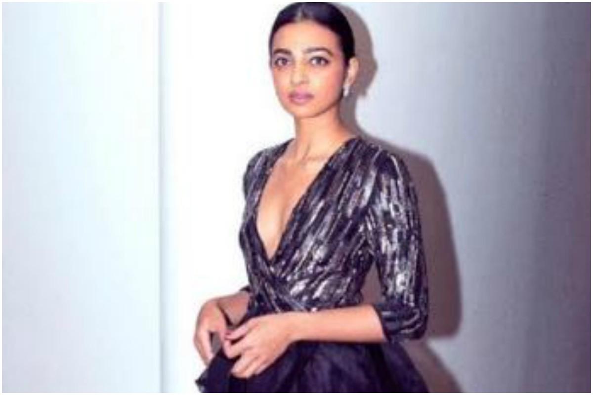 Raat Akeli Hai, Shantaram, Andhadhun, Radhika Apte, Fashion choices, Black