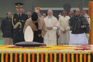 PM Modi, President Kovind, Amit Shah paid tribute to former PM Atal Bihari Vajpayee