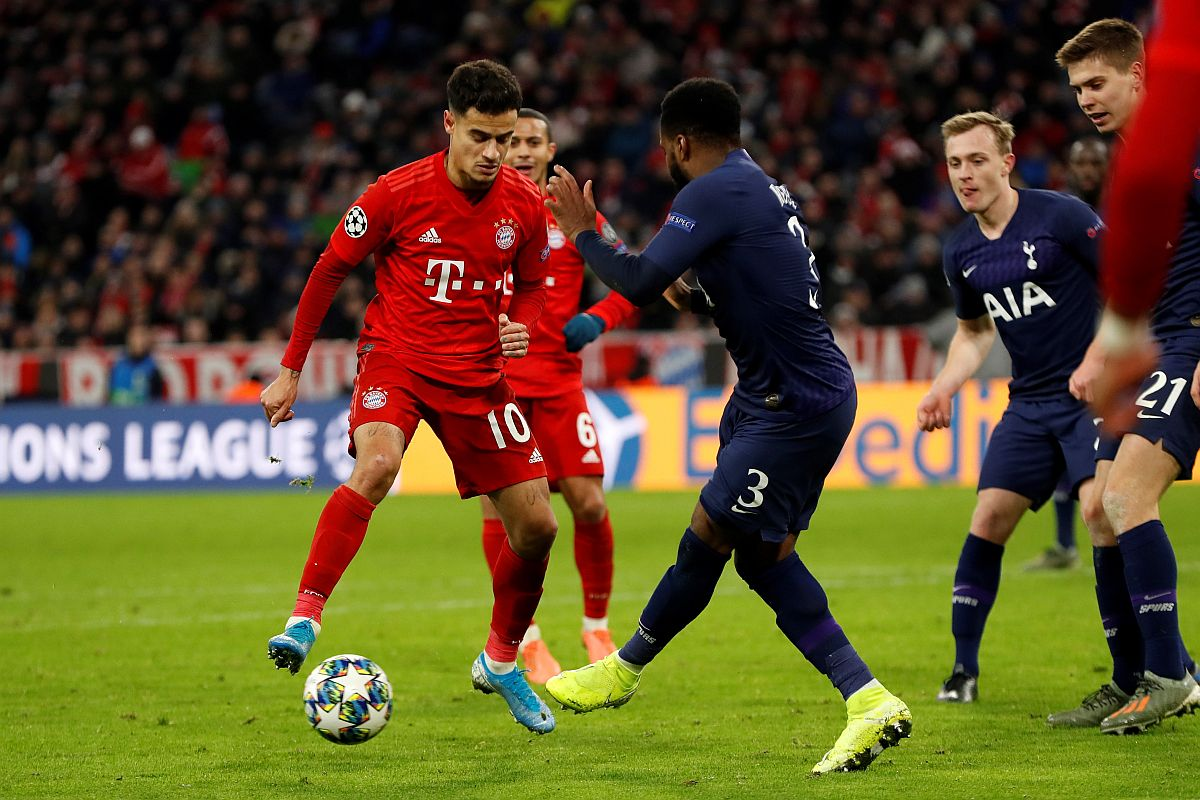 Bayern Vs Tottenham
