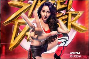 Street Dancer 3D: New character poster featuring dancer Nora Fatehi out