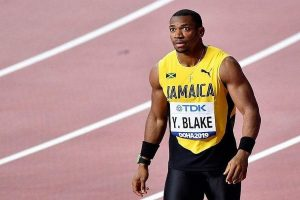 Jamaican sprint legend Yohan Blake expreses his desire to play for IPL teams KKR, RCB