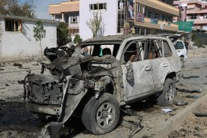10 soldiers killed in blast in Afghanistan, 4 hurt