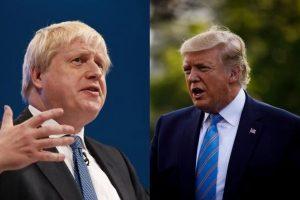 Donald Trump invites UK PM Boris Johnson to White House: Report