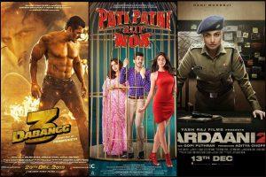 Dabangg 3, Pati Patni Aur Woh lose business at box office