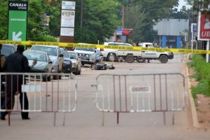 11 soldiers killed in attack in Burkina Faso