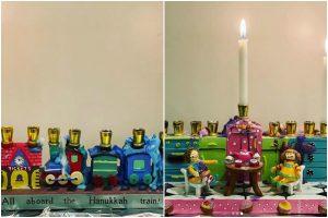 Sunny Leone's Hanukkah celebrations begin, first time for her kids