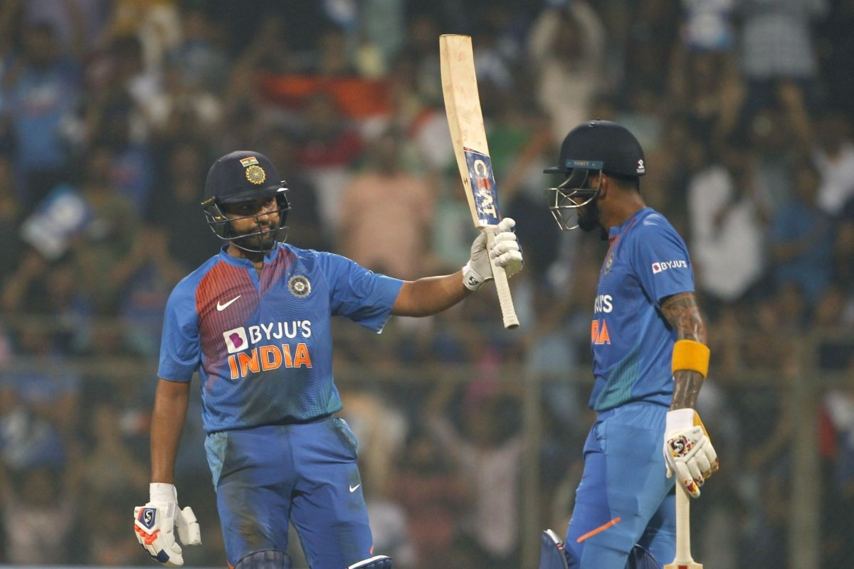 Important to continue momentum once we got that start: Rohit Sharma