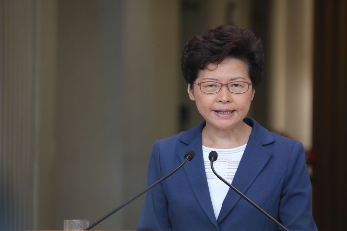 Hong Kong leader Carrie Lam apologised to defeated pro-Beijing candidates