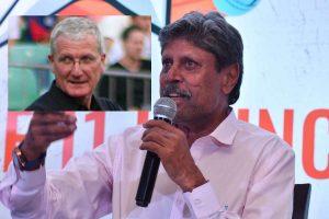 'Bob Willis was a terror to face', admits Kapil Dev