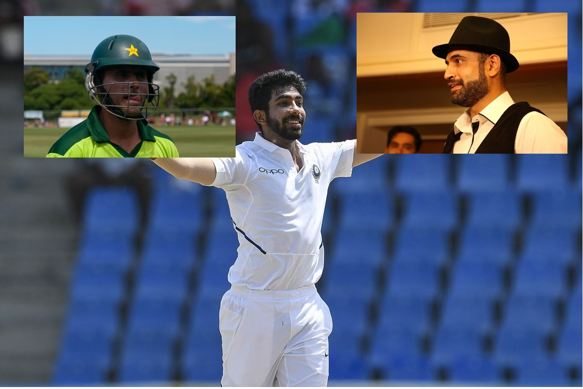 Irfan Pathan, Abdul Razzaq, Jasprit Bumrah, baby bowler,