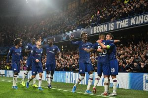 Chelsea vs Lille: Lampard's Londoners survive nervy final minutes to step into knockouts