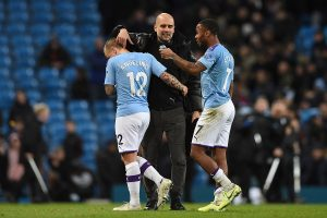 No Christmas party for Manchester City players as Pep Guardiola imposed curfew