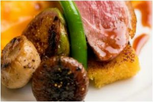 Enjoy New Year 2020 with Hot Seared Duck Breast