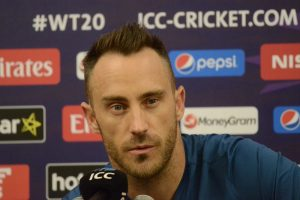 We've just won a Test, a lot still needs to happen: Faf du Plessis
