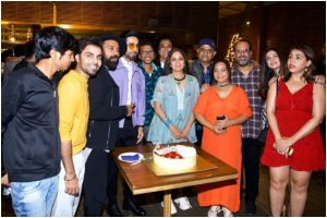 And it's a wrap-up for 'Shubh Mangal Zyada Saavdhan', team celebrates