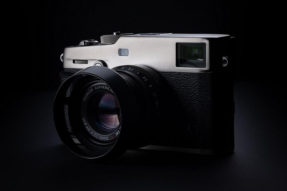 Fujifilm , X-Pro3