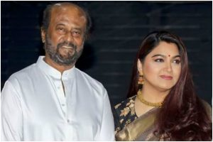 Khushbu Sundar to start filming for Rajnikanth starrer 'Thalaivar 168'