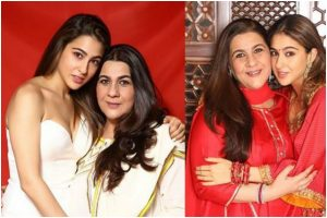 Sara Ali Khan's 'Mommy No 1' post for Amrita Singh