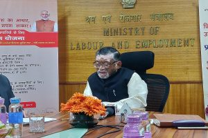 'No reason to show that employment has come down', says Labour and Employment Minister Gangwar