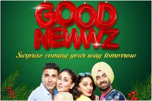 Good Newwz Movie Review: Kareena Kapoor, Diljit Dosanjh are a must-watch in this new-age comedy