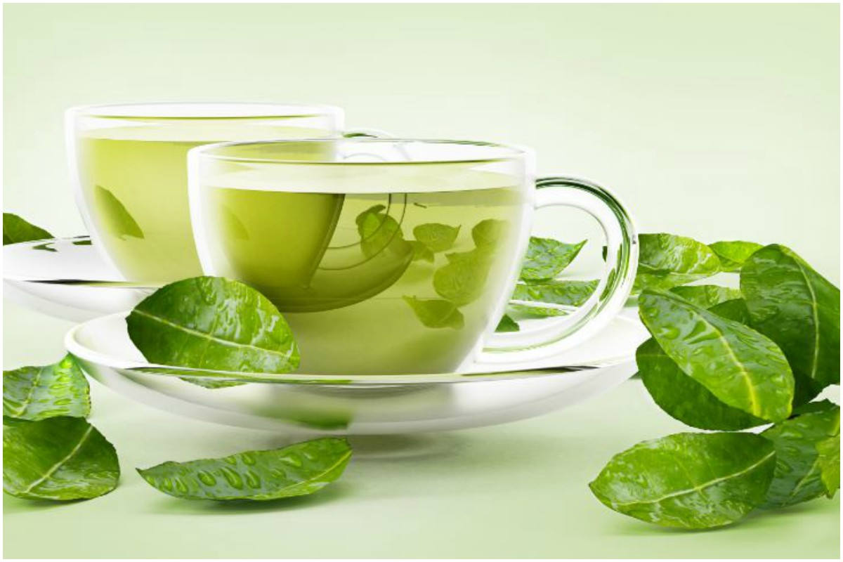 Green tea, Health benefits, Anti-ageing
