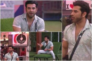 Watch | Bigg Boss contestant Paras Chhabra's video without wig goes viral