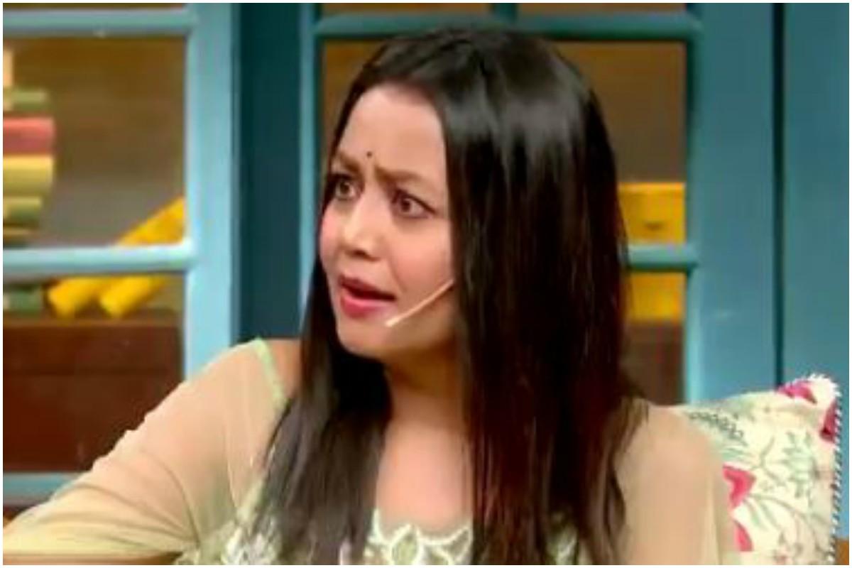 Bharti Singh, Neha Kakkar, The Kapil Sharma Show