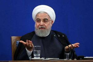 Iran President Hassan Rouhani unveils budget of 'resistance' against US sanctions