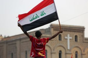 Iraq, US agree on peaceful response to protests in Iraq