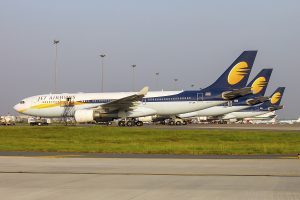 Jet Airways hit highest trading limit at 5% as Hinduja brothers likely to bid for it