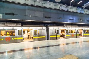 DMRC opens all metro stations, except three stops