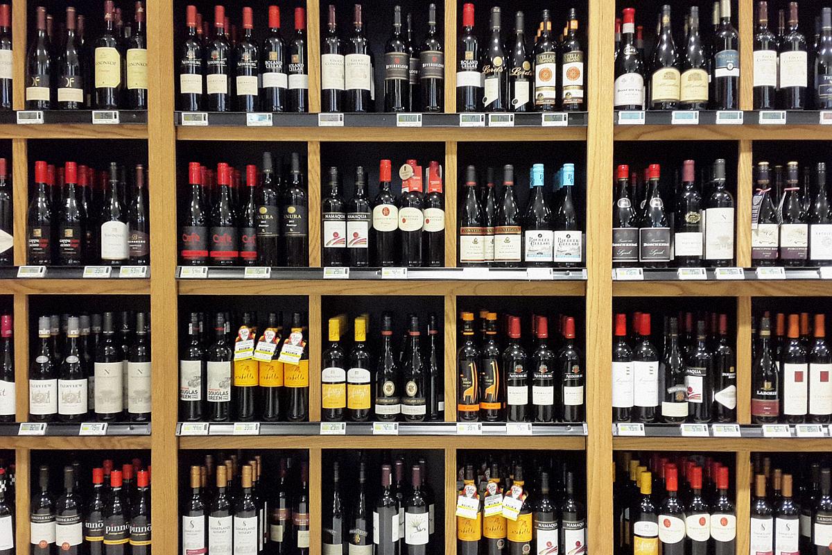 Liquor seize Gujarat