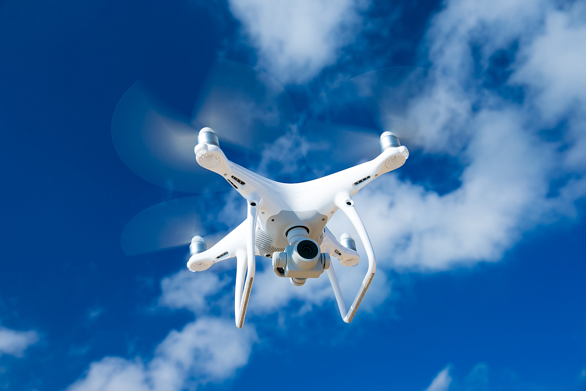 Drones DGCA