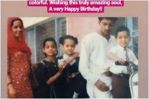 Kangana Ranaut shares throwback pic on sister Rangoli's birthday, pens heartfelt note