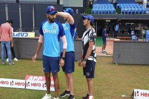 Bumrah is back! Pacer joins team India training session with Prithvi Shaw