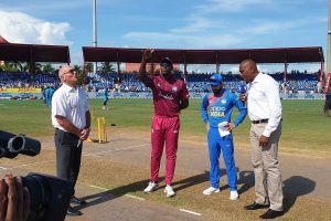 India-WI T20I: No-balls for overstepping to be called by TV umpires