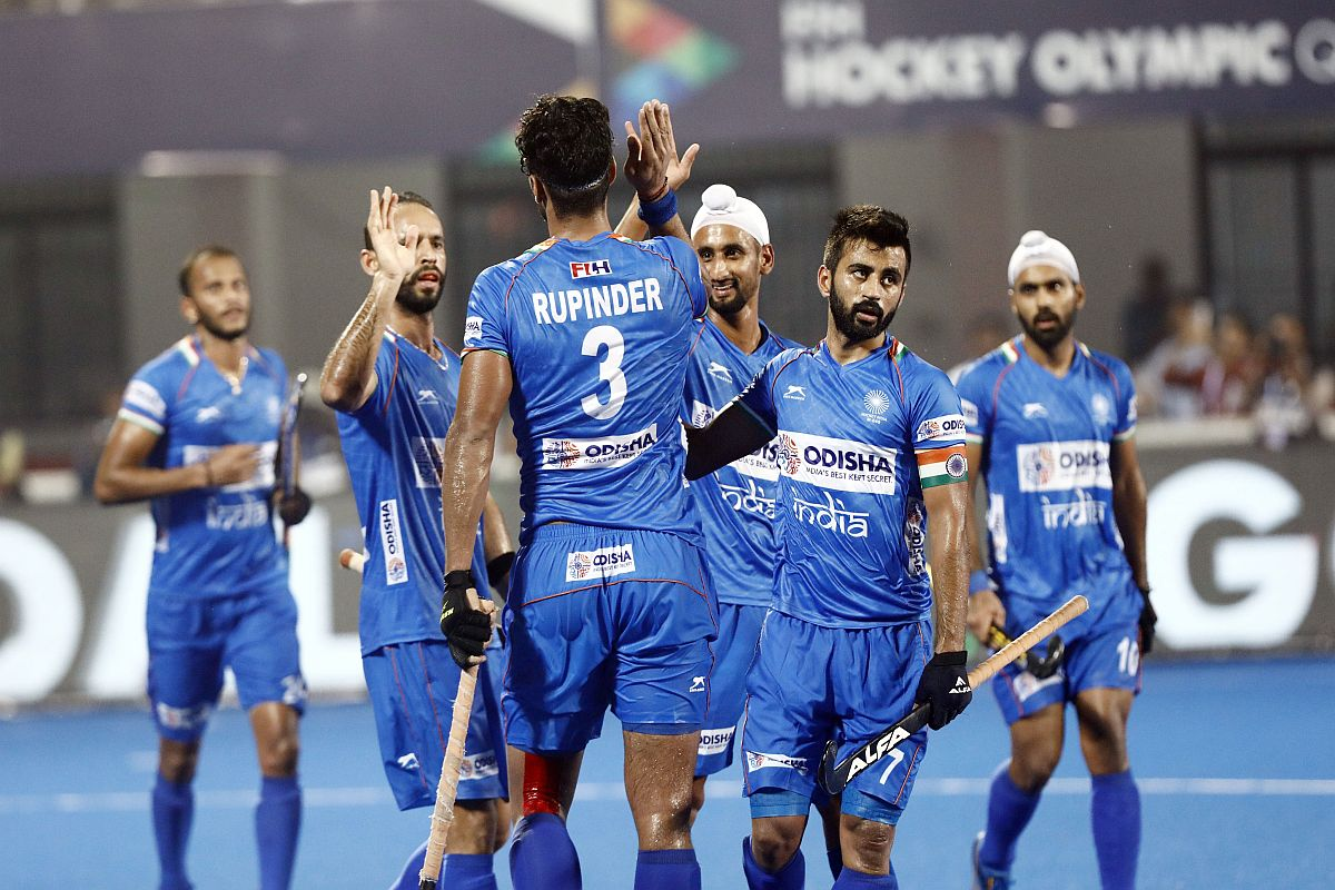 Hockey India names 32 for the national coaching camp of men's team