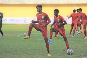 I-League 2019-20: Indian Arrows looking to stop winning run of Churchill Barothers