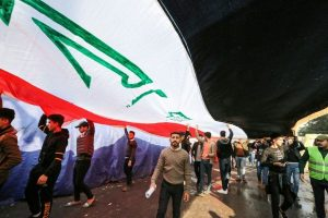 Iraq protests resume as political paralysis deepens