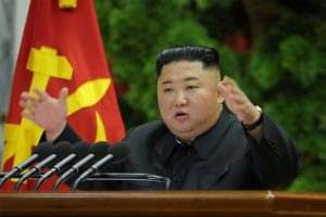 N Korea leader Kim Jong-un holds top party meeting ahead of US deadline