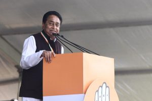 Kamal Nath takes out 'Save the Constitution' march, says NRC, CAA have hidden political intents of BJP