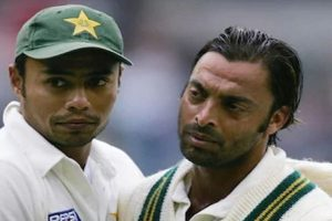 Shoaib Akhtar should reveal names of players: Basit Ali on Danish Kaneria issue