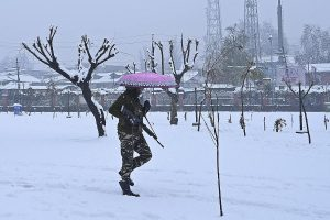 At minus 4 Srinagar records coldest night of season, Drass at minus 26, Leh minus 16