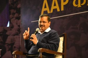 Will make Delhi pollution-free in next five years, says Arvind Kejriwal